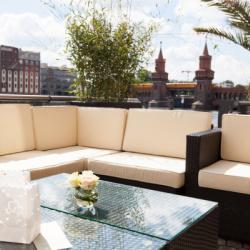 Capitol Yard Golf Lounge-Hochzeit im Freien-Berlin-5