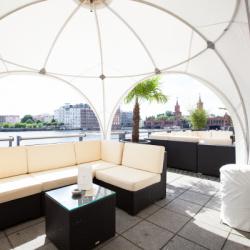 Capitol Yard Golf Lounge-Hochzeit im Freien-Berlin-6