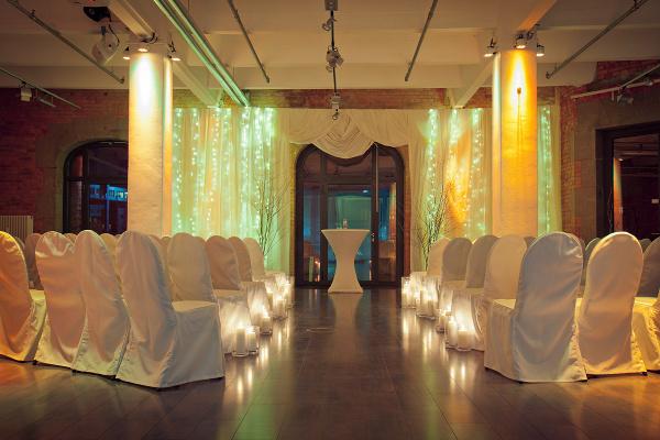 2C Spreequartier - Hochzeitssaal - Berlin