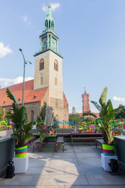 Haus Ungarn - Hochzeitssaal - Berlin