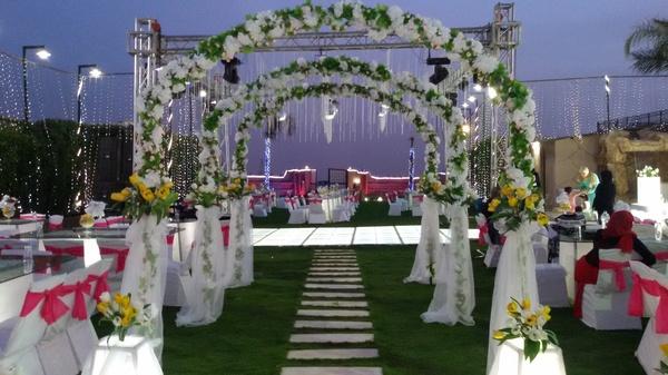 رويـال جاردن للحفلات والآفراح - الحدائق والنوادي - القاهرة