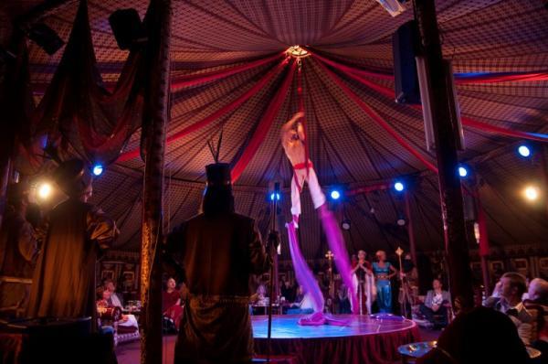 MADI - Zelt der Sinne - Besondere Hochzeitslocation - Berlin