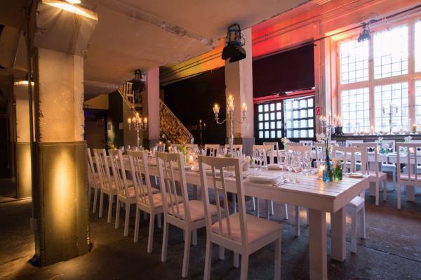 Spreegalerie Alexanderplatz - Hochzeitssaal - Berlin