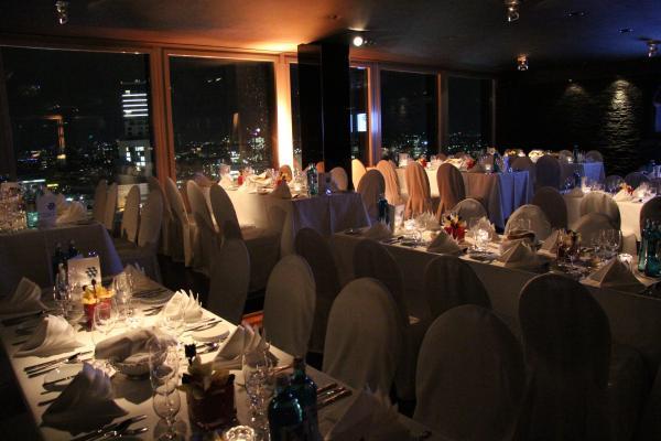 Puro Sky Lounge - Restaurant Hochzeit - Berlin