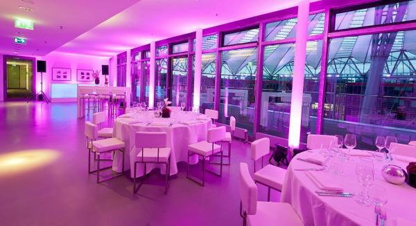 ps-zwo | skylounge - Restaurant Hochzeit - Berlin