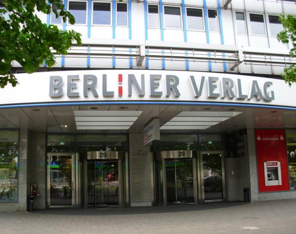 Berliner Verlag - Besondere Hochzeitslocation - Berlin
