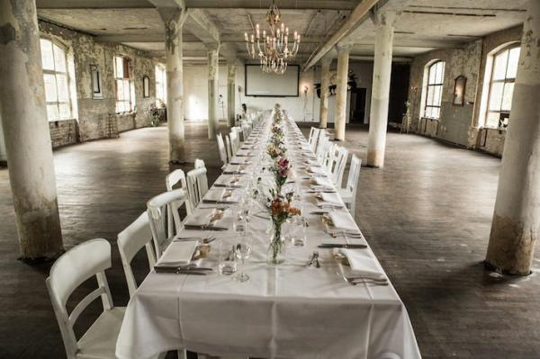 Alte Teppichfabrik Berlin - Historische Locations - Berlin