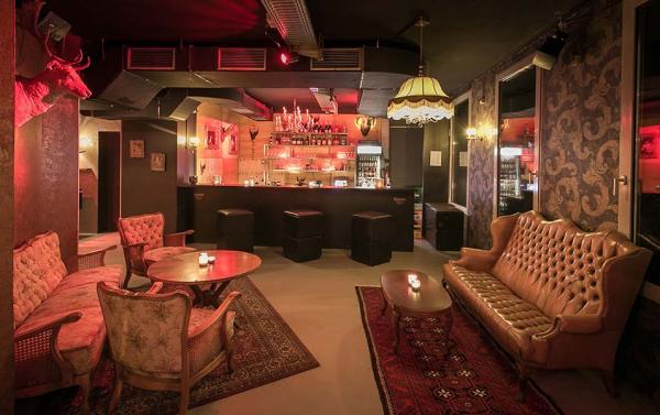 Raumklang Bar - Restaurant Hochzeit - Berlin