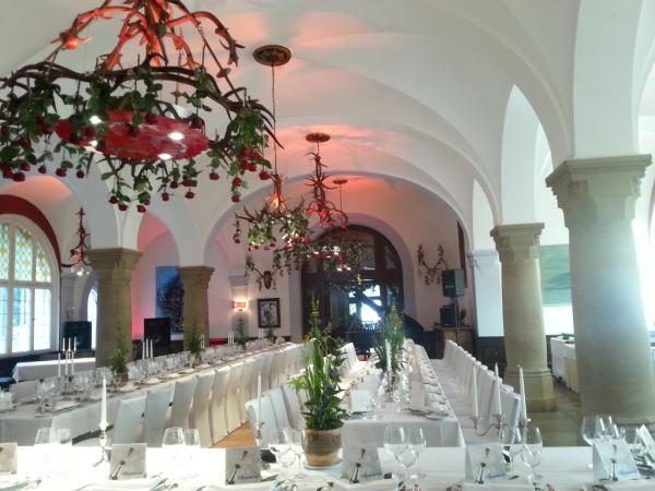Paulsborn am Grunewaldsee - Hotel Hochzeit - Berlin