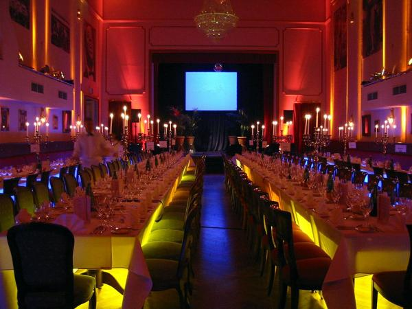 Queens 45 BC - Hochzeitssaal - Berlin