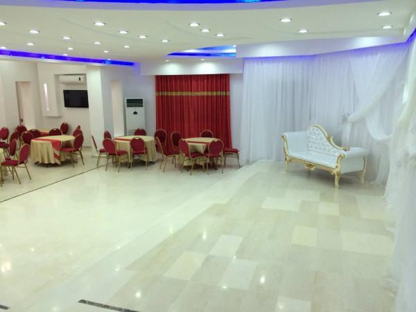 قاعة الورد للافراح - قصور الافراح - مدينة تونس