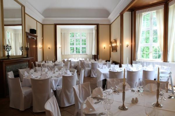 Haus Sanssouci - Restaurant Hochzeit - Berlin