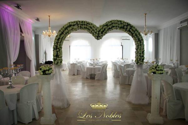 Salle des Fêtes Les Nobles - Venues de mariage privées - Tunis