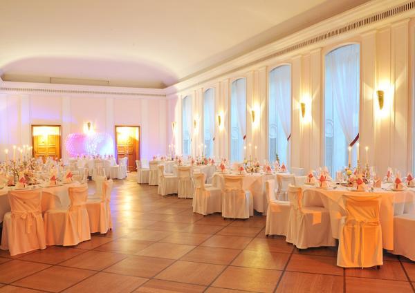 Landhaus Hubertus - Hochzeit im Freien - Berlin