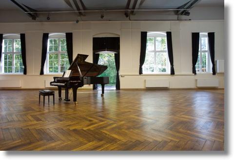 Tanzsaal an der Panke - Historische Locations - Berlin