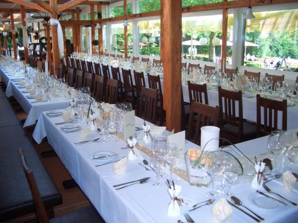 Restaurant Grunewaldturm - Restaurant Hochzeit - Berlin
