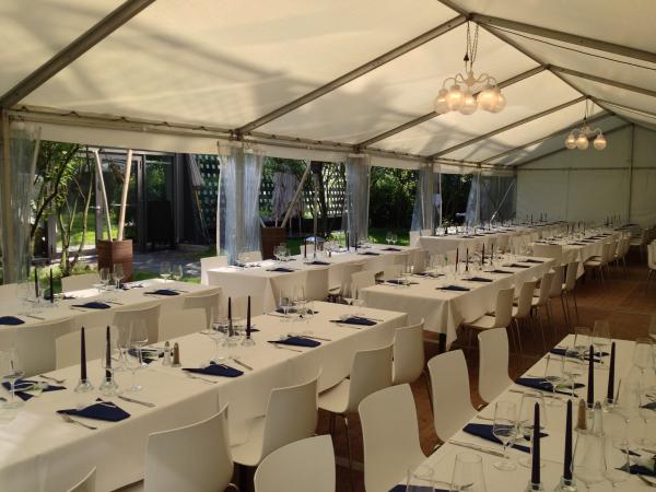 MS-Oase Schwabingen - Restaurant Hochzeit - München