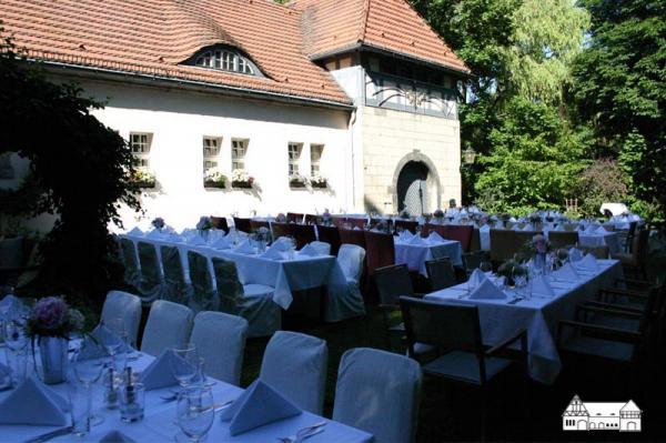 Altes Zollhaus - Restaurant Hochzeit - Berlin
