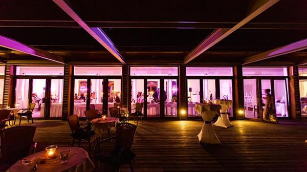 Seepavillon - Hochzeit im Freien - Berlin