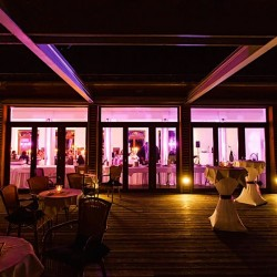 Seepavillon-Hochzeit im Freien-Berlin-1
