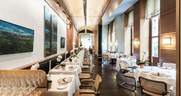 VAU - Restaurant Hochzeit - Berlin