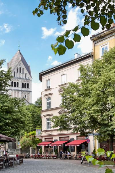 Restaurant Gandl - Restaurant Hochzeit - München