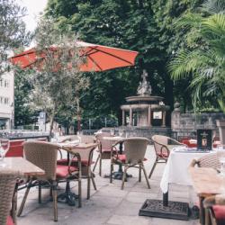 Restaurant Gandl-Restaurant Hochzeit-München-3