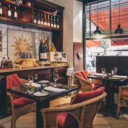 Restaurant Gandl-Restaurant Hochzeit-München-5