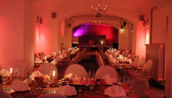 Kater Mikesch - Restaurant Hochzeit - München