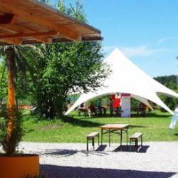 Alpaka Beach-Hochzeit im Freien-München-4
