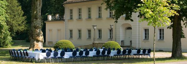 Schloss Sacrow - Historische Locations - Berlin