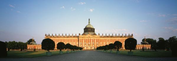 Gärten Neues Palais - Hochzeit im Freien - Berlin