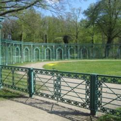 Gärten Neues Palais-Hochzeit im Freien-Berlin-2