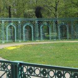 Gärten Neues Palais-Hochzeit im Freien-Berlin-4