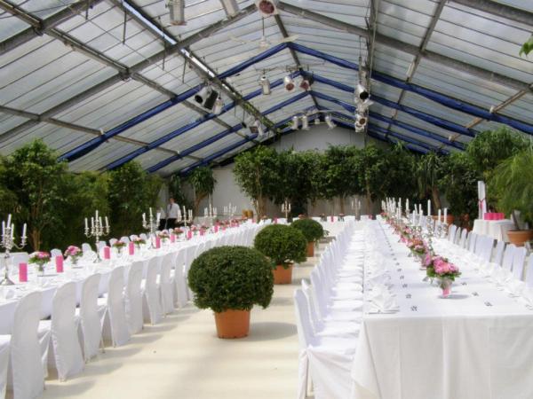 Botanikum - Besondere Hochzeitslocation - München