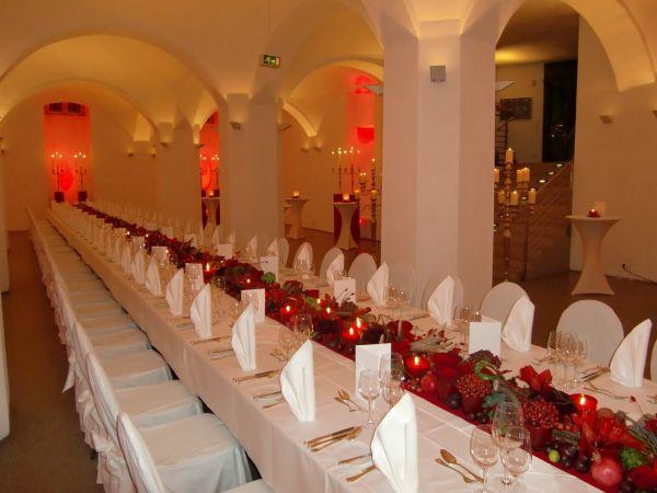 Praterinsel Raum für Events - Hochzeitssaal - München