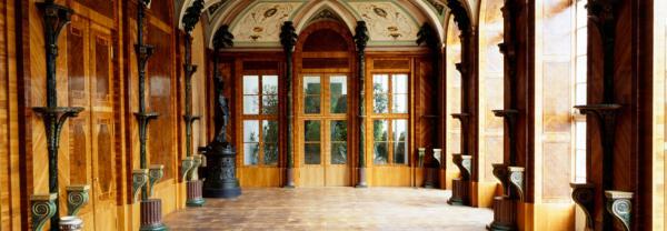 Neuer Garten - Pflanzenhallen & Palmensaal - Historische Locations - Berlin