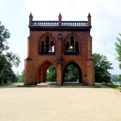 Gerichtslaube im Park Babelsberg-Hochzeit im Freien-Berlin-2