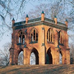 Gerichtslaube im Park Babelsberg-Hochzeit im Freien-Berlin-4