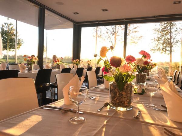 OPEN.9 Golf Eichenried - Hochzeit im Freien - München