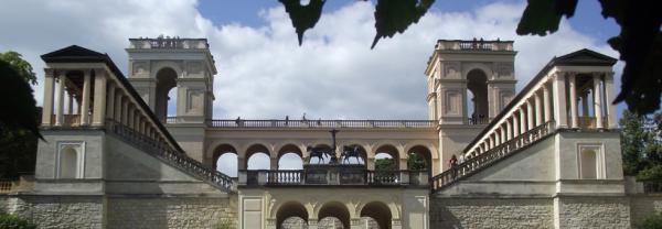 Belvedere auf dem Pfingstberg - Historische Locations - Berlin