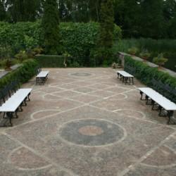 Römische Bäder - Arkadenhalle & Wasserterrasse-Hochzeit im Freien-Berlin-6
