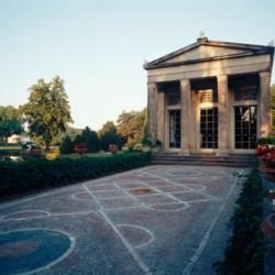 Römische Bäder - Arkadenhalle & Wasserterrasse-Hochzeit im Freien-Berlin-5
