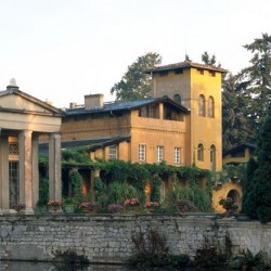 Römische Bäder - Arkadenhalle & Wasserterrasse-Hochzeit im Freien-Berlin-1