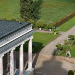 Marmorpalais - Schlosshof-Hochzeit im Freien-Berlin-3