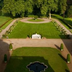 Marmorpalais - Schlosshof-Hochzeit im Freien-Berlin-1