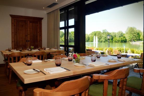 MichaeliGarten - Restaurant Hochzeit - München