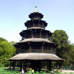 Chinesischer Turm-Restaurant Hochzeit-München-3