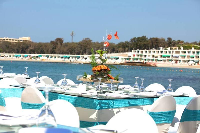قاعة الدولفين - الفنادق - الاسكندرية