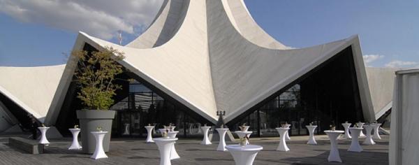 Tempodrom - Hochzeitssaal - Berlin